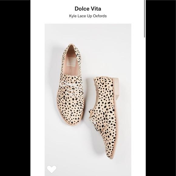 Dolce Vita Shoes   Kyle Oxford Sz 6